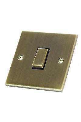 Antique Brass Light Switch Ebay