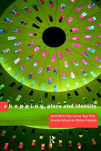 Shopping, Place and Identity-ExLibrary
