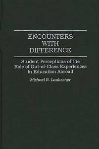 Encounters with Difference, Michael R. Laubscher