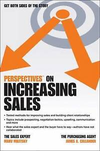 NEW Perspectives on Increasing Sales by Marvin Miletsky
