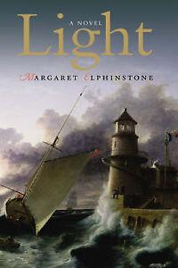 Light-A-Novel-Margaret-Elphinstone-Paperback-Book