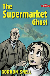 The Supermarket Ghost, Gordon Snell, Corrina Askin, New Book
