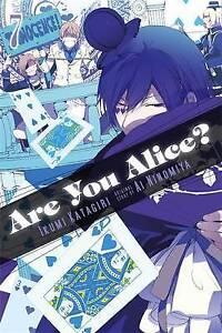 Are You Alice?, Vol. 7 by Katagiri, Ikumi -Paperback