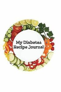 NEW My Diabetes Recipe Journal by The Blokehead