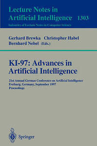 KI-97: Advances in Artificial Intelligence: 21st Annual German Conference on Art