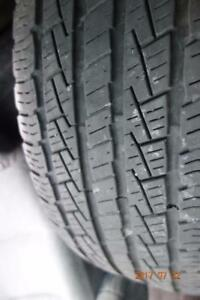 275 55 20 used tires, pirelli, 275/55/20..