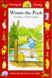 Good, Winnie-the-Pooh Invents a New Game (Hunnypot Library), Milne, A. A., Book