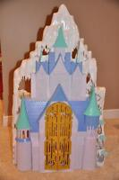 Frozen Elsa's Ice Castle Excellent condition 30 inches tall Ottawa Ottawa / Gatineau Area Preview