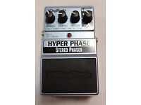 Digitech Hyperphase Stereo Phaser Pedal