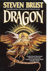 Dragon (Vlad Taltos)-ExLibrary