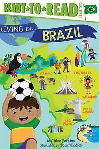 Living in . . . Brazil by Perkins, Chloe -Hcover