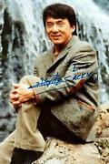 Jackie Chan Autogramm