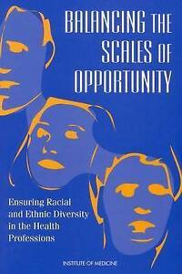 Iom-Balancing The Scales Of Opportunity  BOOK NEW