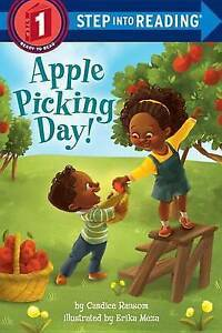 Apple Picking Day! By Ransom, Candice -Paperback