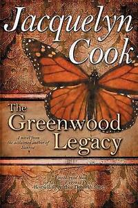 The Greenwood Legacy by Cook, Jacquelyn -Paperback