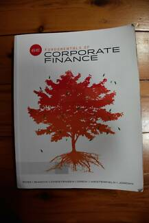 Fundamentals of corporate finance 2nd edition textbook textbooks fundamentals of corporate finance 80 negotiable fandeluxe Images