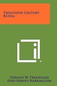 Twentieth Century Russia 9781258452414 -Paperback