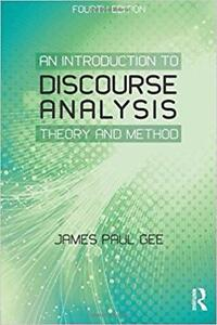 An Introduction to Discourse Analysis Theory and Method 4th edition