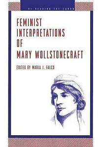 Feminist Interpretations of Mary Wollstonecraft (Re-Reading the Canon)-ExLibrary