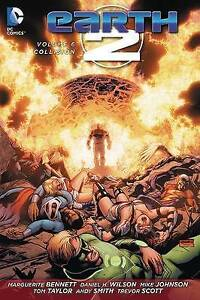 DANIEL-WILSON-EARTH-2-VOL-6-COLLISION-BOOK-NEW