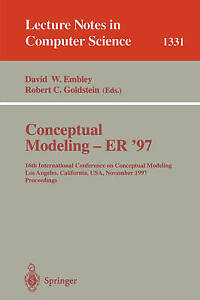 Conceptual Modeling - ER '97: 16th International Conference on Conceptual Model