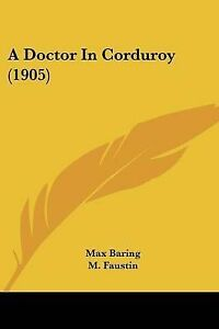 A-Doctor-in-Corduroy-1905-9781120116260-Paperback