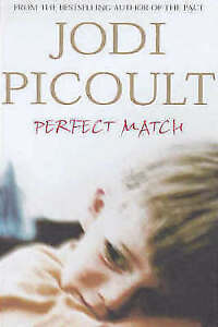 JODI PICOULT - PERFECT MATCH - BRAND NEW