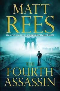 Fourth Assassin (Omar Yussef Mystery 4)-ExLibrary
