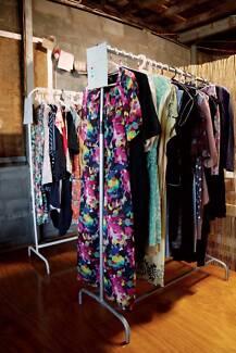 Huge garage sale: vintage & designer clothing & more!