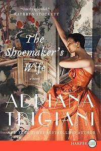 The Shoemaker's Wife LP: A Novel-ExLibrary