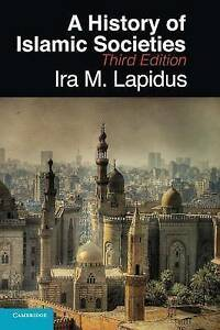 A History of Islamic Societies, Lapidus, Ira M., Very Good condition, Book