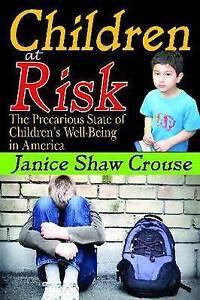Children At Risk  BOOKH NEW