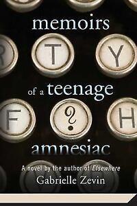 Memoirs-of-a-Teenage-Amnesiac-Zevin-Gabrielle-Good-Book