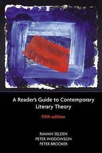 Very Good, A Reader's Guide to Contemporary Literary Theory, Brooker, Peter, Wid