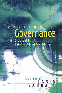 NEW Corporate Governance in Global Capital Markets