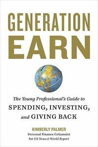 Generation-Earn-The-Young-Professionals-Guide-to-Spending-Investing-ExLibrary