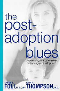 The Post-Adoption Blues by Karen J. Foli, John R. Thompson (Paperback, 2004)