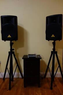 Speakers for Hire
