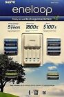 SANYO Battery Multipurpose Battery Chargers