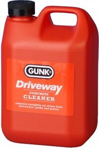 Driveway oil remover cleaning products supplies ebay for Driveway cleaning chemicals
