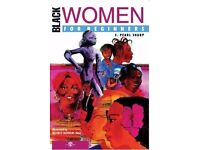 Black Women For Beginners Paperback – by S. Pearl Sharp (Author), Illustrated by Beverly Hawkins