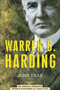 The-American-Presidents-Warren-G-Harding-by-John-W-Dean-2004-Hardcover
