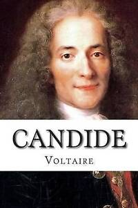 Candide by Voltaire 9781503148239 -Paperback