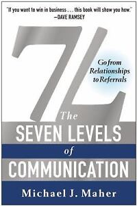 7L: the Seven Levels of Communication by Michael J. Maher. P