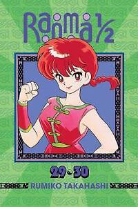 Ranma 1/2 (2-In-1 Edition) Vol  15 Includes Vols 29 & 30 by Takahashi Rumiko