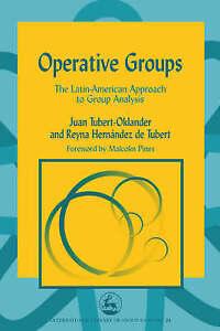 Operative Groups; Paperback Book; Tubert-Oklander; 9781843100942, JKINTERNAT