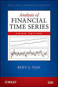 Analysis of Financial Time Series by Ruey S. Tsay (Hardback, 2010)