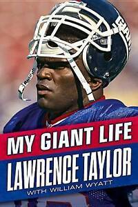 My Giant Life by Taylor, Lawrence -Hcover