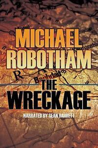 Image Is Loading The Wreckage By Michael Robotham Unabridged CD Audiobook