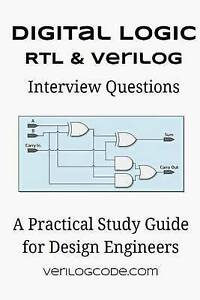 Digital Logic Rtl & Verilog Interview Questions by Johnson, Trey -Paperback